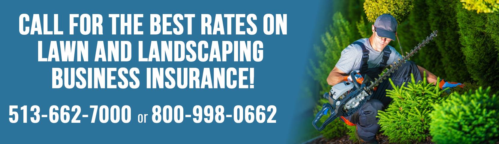 Landscaping Business Insurance Columbus