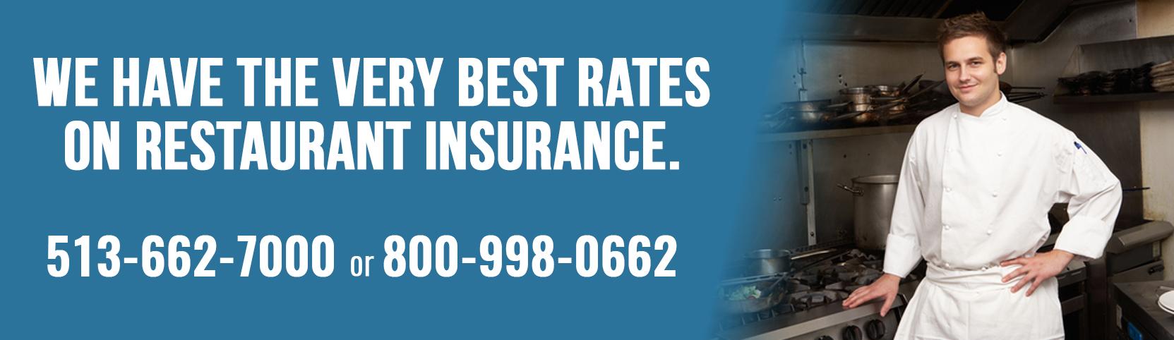 Restaurant Insurance Columbus