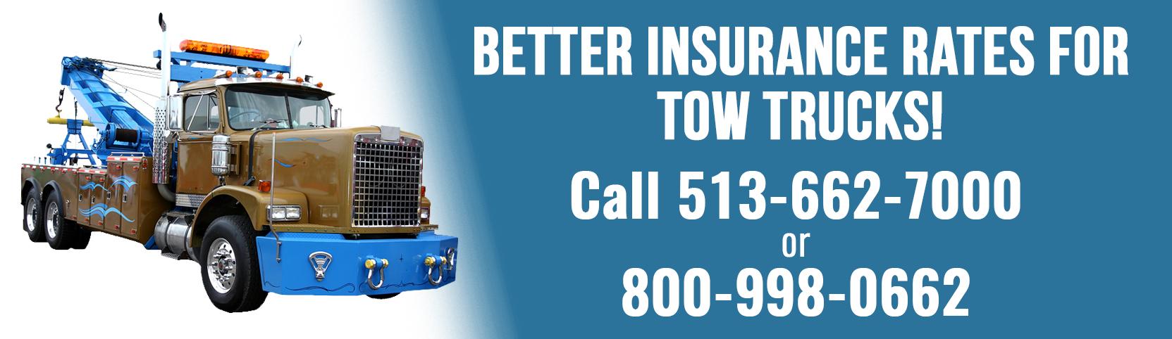 Tow Truck Insurance Columbus